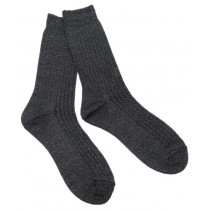 MFH BW Socken Keilferse Grau Kurz