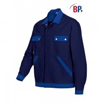 BP Arbeitsjacke 1454 720 Herren Zweifarbig Baumwollmischung
