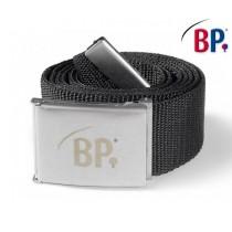 BP Gürtel Schwarz 145cm 3er-Pack