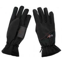 FoX Outdoor Fingerhandschuhe mit Softshell-Einsatz