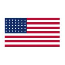 Mil-Tec Flagge USA Sternenbanner 150 x 90 cm