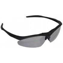 MFH Armee-Sportbrille Schwarz