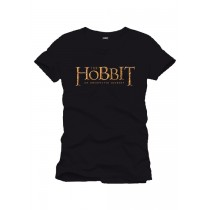 """T-Shirt """"Der Hobbit"""" Logo Schwarz"""