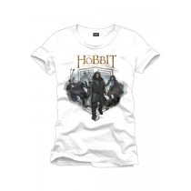 "T-Shirt ""Der Hobbit - Balin, Kili & Bifur"" Weiß"