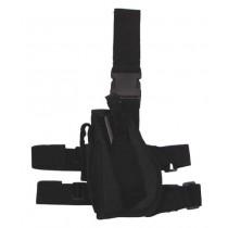 MFH Pistolen-Beinholster Bein- und Gürtelbefestigung Links