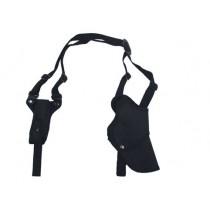 MFH Pistolen-Schulterholster Rechts mit Magazintasche