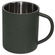 FoX Outdoor Tasse Edelstahl Oliv 450 ml