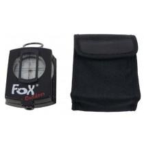 """FoX Outdoor Kompass """"Präzision"""" Metallgehäuse"""