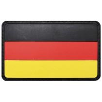 MFH Klettabzeichen Deutschland 8 x 5 cm