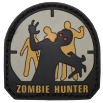 MFH Klettabzeichen 3D Zombie Hunter