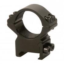 Fritzmann 2-teilige Zielfernrohrmontage 1'' 19mm für Weaverschiene