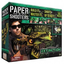 "PAPER SHOOTERS Bausatz ""Guardian Extinction"""