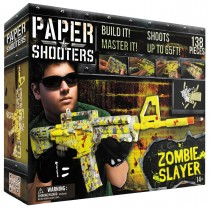"PAPER SHOOTERS Bausatz ""Tactician Zombie Slayer"""