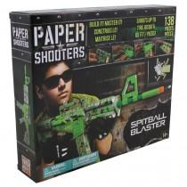 "PAPER SHOOTERS Bausatz ""Tactician Green Spit"""