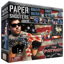 "PAPER SHOOTERS Bausatz ""Tactician Patriot"""