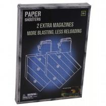 "PAPER SHOOTERS Bausatz ""Magazin-Extinction"" 2er Pack"