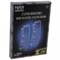 "PAPER SHOOTERS Bausatz ""Magazin-Zombie Slayer"" 2er Pack"