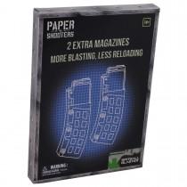"PAPER SHOOTERS Bausatz ""Magazin-Green Spit"" 2er Pack"