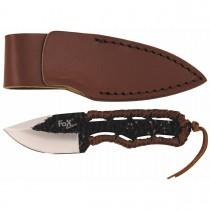 """Fox Outdoor Messer """"Büffel I"""" 16cm mit Nylonscheide"""