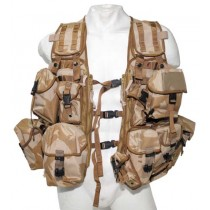 "Britische Molle-Weste ""Load Carrying"" DPM desert"