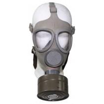 """CZ Schutzmaske """"M 10M"""" mit Trinkschlauch Grau"""