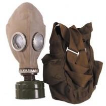 """Russische Schutzmaske """"SchM-41M"""" Grau"""