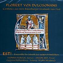Est! - Florizet vox Dulcisonans CD