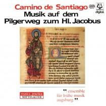 Ensemble für frühe Musik Augsburg - Camino de Santiago CD