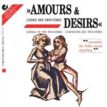 Ensemble für frühe Musik Augsburg - Amours & Desirs CD