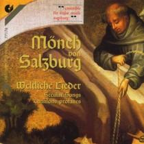 Ensemble für frühe Musik Augsburg - Mönch von Salzburg CD