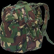 Commando Einsatzrucksack SP II British Camo