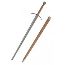 Hanwei Bastardschwert mit Schaukampfklinge SK-B 125,7cm