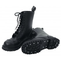 Knightsbridge Steel Toe Boots 10-Loch