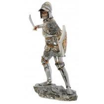 Knightsbridge Gothic-Figur Ritter KBW2