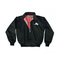 Kngihtsbridge Harrington-Jacke mit Sticker