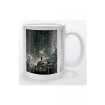 """Der Hobbit Tasse """"Smaugs Einöde"""" One sheet"""
