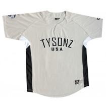 """Tysonz Baseball Jersey """"BBS10"""" Kinder-T-Shirt"""