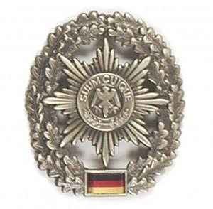 BW Barettabzeichen Feldjäger