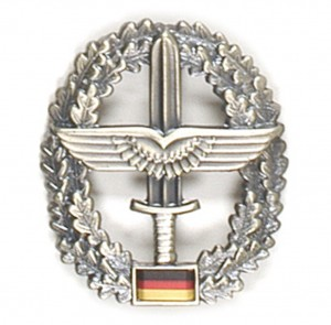 BW Barettabzeichen Heeresfliegertruppe