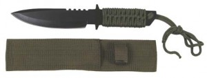 FoX Outdoor Jagdmesser mit feststehender Klinge 27 cm
