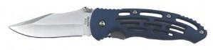 FoX Outdoor Einhand-Klappmesser Blau 20 cm