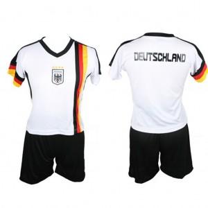 Kindertrikot Deutschland Set Trikot & Hose