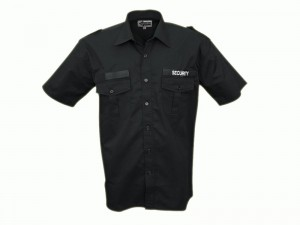 Commando Security Diensthemd Kurzarm