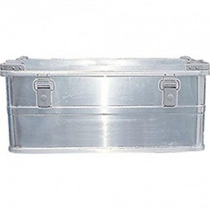 Transportbox Silber