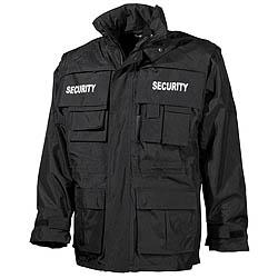 Security-Bekleidung